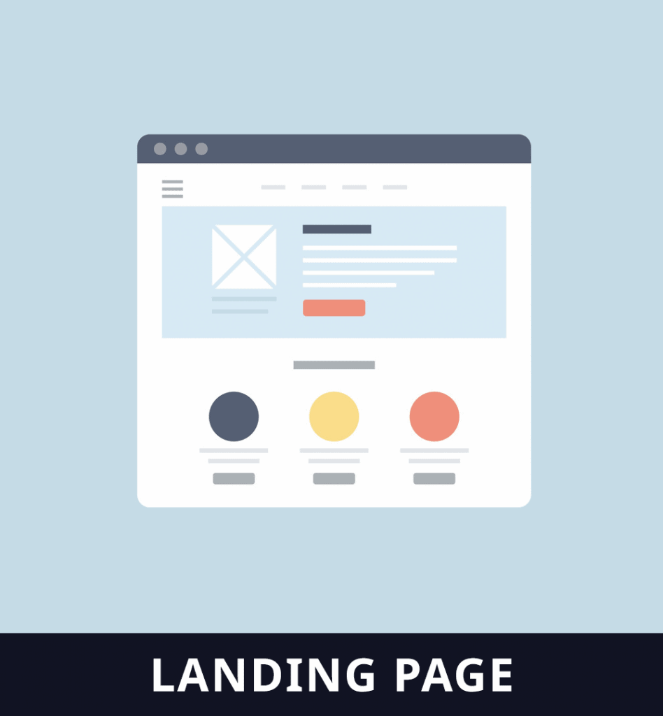 Web Design Can Boost Your Sales - Landing Page